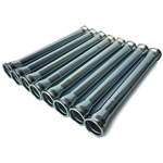 1948 Type-4 Push Rod Tubes, 1.7-2.0 (set of 8)