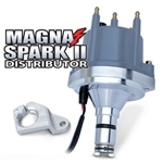 "2008 MAGNASPARK IIâ""¢ Distributor (POLISHED) Ready to Run (connects directly to coil)"