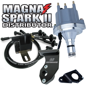 "2010 MAGNASPARK IIâ""¢ Premium Ready-to-run Kit (includes Wires, Distributor, Coil and Dry Pack Coil Mount)"