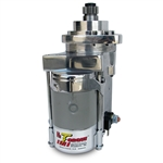 2149 Hi-Torque Gear Drive Starter - 12 Volt Polished & Chrome Plated - fits 091 Bus Transmission
