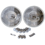 2174 Deluxe 12 Volt Light Bulb Kit with H4 Halogen Lamps
