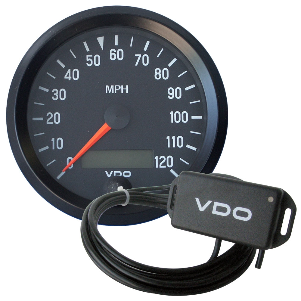 vw beetle speedometer wiring diagram 2400 vdo cockpit black 3 1 8  electronic    speedometer    kit  2400 vdo cockpit black 3 1 8  electronic    speedometer    kit