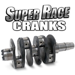 2669 Super Race Crank - 82mm Stroke - Chevy Journals