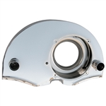 2691 36hp Dog House Fan Shroud (Chrome) Fresh Air