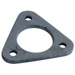 "2804 Graphite Compression Gasket - Small Three Bolt Gasket - 2 1/4"" Bolt Pattern (each) Torque to 12 to 16 ft. lbs"