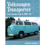 2860 Volkswagen Transporter: The Legendary Type 2, 1950-82