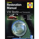2897 Haynes Restoration Manual - VW Beetle and Transporter