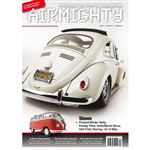 2916 AIRMIGHTY (Issue 12 - Winter 2013) Aircooled VW Lifestyle Megascene