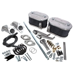 3084 Cross Bar Linkage Kit w/Manifolds & Air Filters (Single Port) ICT