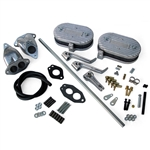 3086 Cross Bar Linkage Kit w/Manifolds & Air Filters (Dual Port Type-3) ICT