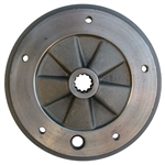311-501-615E Rear Brake Drum - fits 67 Type-3 (rear)