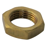 311-955-243.1 Wiper Shaft to Body Brass Nut - (fits '70-77 Standard Sedan and '71-72 Super Beetle)
