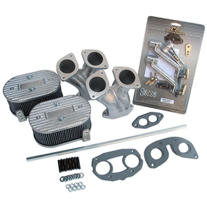 3268 Cross Bar Linkage Kit w/Manifolds & Air Filters (Space Saver) IDF & DRLA