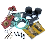 3297 34mm Solex Master Rebuild Kit Left And Right Carburetors