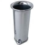 "3298 Polished Super Tall 6"" Velocity Stack - fits DRLA & IDF carbs (each)"