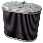 "3313 6"" Air Filter Assembly (Universal / 912 & 356) IDF & DRLA"