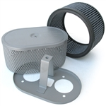 3315 Flat4 IDF/DRLA Knecht Style Air Filter (each)