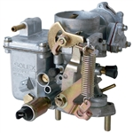 3345 Solex Carb - 30 PICT with Adapter to fit 34 PICT Manifolds (Electric Choke)