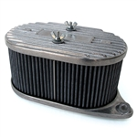 "3377 3 1/4"" Air Filter Assembly (side draft) DHLA & DCOE"
