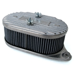 "3378 2 1/2"" Air Filter Assembly (side draft) DHLA & DCOE"