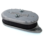 "3379 1 1/2"" Air Filter Assembly (side draft) DHLA & DCOE"