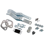 3687 Heater Box Fittings Kit - replaces cable lever arms (fits 2 heater boxes)