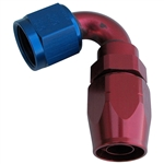 3857 XRP - #8 Double Swivel Hose End - 120 Degree