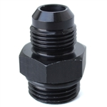 3880 Aluminum Cooler/Adapter Fitting (-8AN x -7/8-14 O-ring)