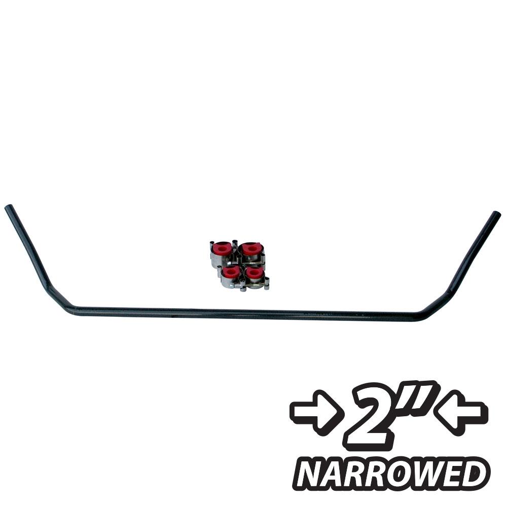 4022 Narrowed Sway Bar Kit (3/4