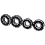 4103 Sealed Spindle Mount Bearings for Steel Wheels (set of 4)