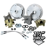 4192 Dropped Disc Brake Kit (Link Pin) WIDE 5