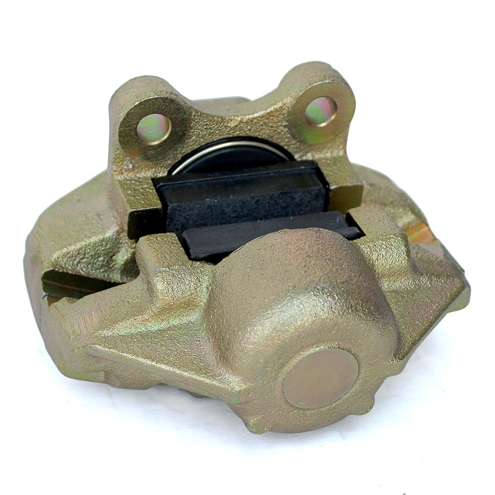 Front Disc Brake Caliper Support Spring Set: Fits Type-3 And Type-1 Disc Brake