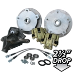 4194 Dropped Disc Brake Kit (Ball Joint) WIDE 5