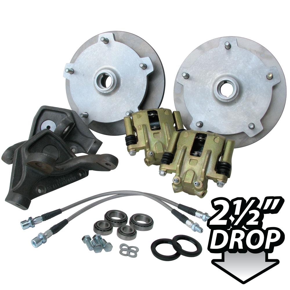 Disc brake kits