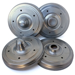 4430 Aluminum Drum Covers (set of 4)