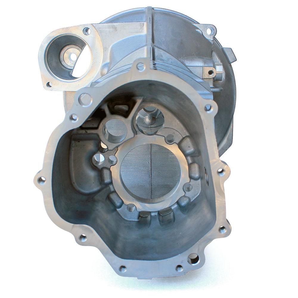 4528 White Rhino Aluminum Alloy Transmission Case