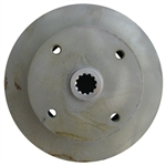 4602 Rear Replacement Rotor - 4 Lug (short)