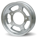 4665 BTR Non Bead Lock Wheel (15 x 4) 5x205mm Bolt Pattern