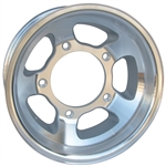 4666 BTR Non Bead Lock Wheel (15 x 7) 5x205mm Bolt Pattern