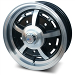 4809 Flat 4 Sprint Star Wheels (5 Lug VW) 15 x 5
