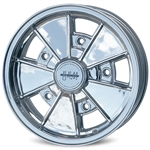 4816 Flat 4 Full Chrome BRM Wheel