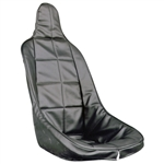 5486 Universal High Back Seat Cover (Black)