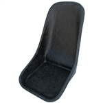 5495 Low Back Bucket Seat (Fiberglass)