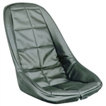 5496 Low Back Seat Cover (Black)