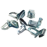 5805 German Door Panel Clips (set of 50)