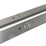 5827 Door Sill Plates (fits Covertible Beetle, All Years)