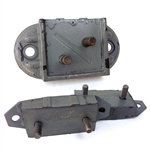 6160 3 piece Transmission Mount Kit - OEM