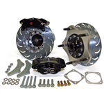 6172 JAMAR Wide 5 Drag Brakes - 4 Piston Caliper - Short Axle