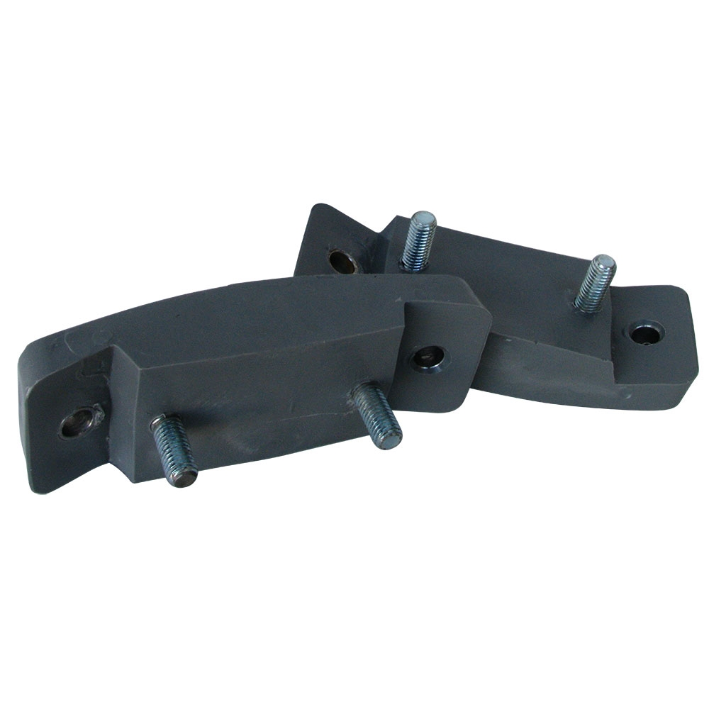6211 Transmission Mounts - RHINO Rear mounts, fits swing axle & IRS (2 per  kit)