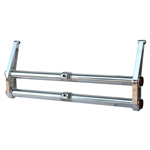 6236 JAMAR Front Beam - Billet Aluminum Adjustable with Shock Towers